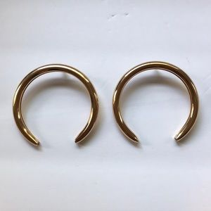 Jewelry - 🎀3 for $20 Extra Large Open Hoop Earrings